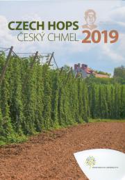 """MZe vydalo publikaci """"Czech Hops / Český chmel 2019"""""""