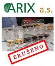 VIII. ročník degustace piv pro ARIX a. s.