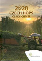 """MZe vydalo publikaci """"Czech Hops / Český chmel 2020"""""""