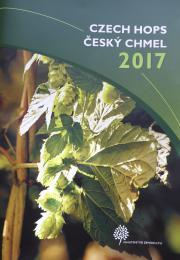 """MZe vydalo publikaci """"Czech Hops / Český chmel 2017"""""""