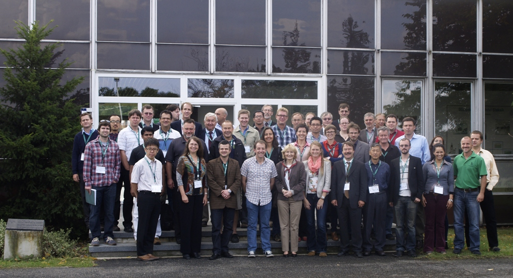 ISHS 2012 - the common photo (13 September 2012)